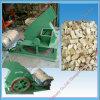 Diesel Engine Wood Chipper Shredder Machine / Automatic Wood Chipping Machine