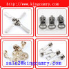 Nylon Zipper Slider Auto Lock Slider Metal Zipper Slider Zinc Alloy Zipper Slider Zipper & Slider