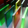 Factory Direct Sales 3mm Decoration Laminated Building Glass