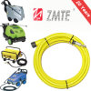 155 Degree Wash Down Pressure Washer Hose with 6000 Psi