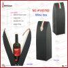 Top-End Faux Leather Single Bottle Wine Holder (5477R2)