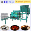 Labour Saving Automatic 1000kg/H Wood Sawdust Biomass Fuel Briquette Plant Line