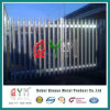 European Aluminium Safety Protection Steel Angle Rails Tower Palisade Fencing
