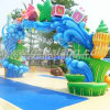 Water Spray Cartoon Gate (GW-021)
