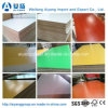 Pink/Green/Red/Black/ White Colour 5mm MDF with Good Price