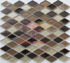 Wall Used Hexagon Decoration Glass Mosaic (CST209)