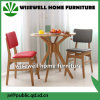 Solid Oak Small Kitchen Furniture Table and 2 Chairs