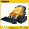 China Crawler /Tracked Mini Skid Steer Loader Hy380 with 23HP Gas Engine for Farm