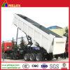 Tri-Axle Hyva Hydraulic Cylinder Rear Dump Trailer