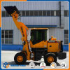 China Zl920 Mini Wheel Loader with Ce with 4 in 1 Bucket