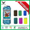 Sublimation Printing Custom Promotional Beer Neoprene Can Cooler