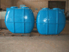 PE Liner /Fiberglass Wraping Septic Tanks for household Water Treatment