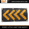LED Road Arrow Warning Sign