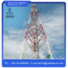 Monopole Galvanized Angle Steel Communication Tower