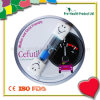 Teeth Shape Mini Sand Timer with PVC Chart (PH5312P)