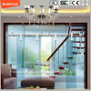 Adjustable Stainless Steel & Aluminium Frame 6-12 Tempered Glass Sliding Simple Shower Room/Door, , Shower Cabin, Bathroom, Shower Screen, Shower Enclosure