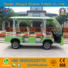 New Brand Mini Electric 8 Seats off Road Sightseeing Car with Ce and SGS Certification