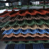 Colorful Stone Coated Metal Roofing Tile (factory) Stone Coated Metal Roof Tiles Aluminum Zinc
