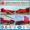 Hot Sale Drop-Side/Sidewall Semi-Trailer Truck Trailer