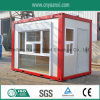 10ft Steel Structure Modular Container House for Shop