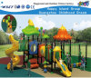 Flower Feature Playground Equipment with Fitness Equipment Hf-12901