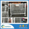 Industrial Stackable Storage Wire Mesh Containers in Lift Type