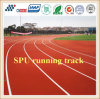 Cn-S03 Iaaf Approved Eco Friendly Rubber Running Track
