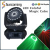 Patented Design RGBW RGBW 4in1 Disco100W Beam LED Moving Head