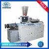 Sz Double Screw Plastic PVC UPVC PPR Pipe Extrusion Production Extruder Machine