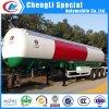 56m3 Factory Sales LPG Gas Tank 3 Axle LPG Tank Semi Trailer