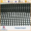 Bitumen Coated Fiberglass Geogrids
