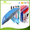 Wholesale Manual Open 21*8K Bottle Deco Cheap Wine Bottle Umbrella