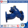 Y Type Strainer with Flange