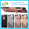 Shockproof Armor Ring Buckles Protective Phone Case for iPhone 7/6s/6