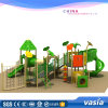 Galvanized Pipe Amusement Park Equipment Outdoor Playground Product