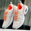 New Fashion Men′s Recreational Sport Sneakers Flexible Lace-up Athletic Shoes