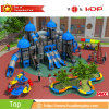 Cheap Discount Ce Certificated Plastic Outdoor Playsets