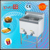 Df-75 28L Two Tanks Gas Fryer Gas Deep Fryer