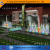 Multimedia Music Combination Water Shape Fountain in University