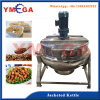 High Quality Thermal Oil Jacketed Professional Pressure Cooker Deep Frying