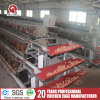 High Quality 4 Tiers Bird Cage with Egg Collecting Machine