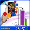 Bulk Cheap Colorful 2600mAh Mobile Power USB Lipstick Power Bank