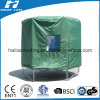 Green Color Trampoline Full Cover Tent