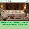 Modern Hotel Home Genuine Leather Sofa Bed
