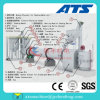 Floating Feed Drying Machinery for Feed Mill Factory
