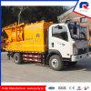 Long Pumping Distance Concrete Pump with 800L Mixer
