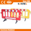 Multi Colors Lightweight Plastic Construction Barricades