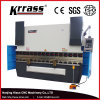 Krrass Brand Sheet Metal Bending Brake with Delem Controller