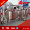 500L Steam Heating 4 Vessels Brewhouse