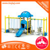 Kids Outdoor Playground Equipment Plastic Swings for Children